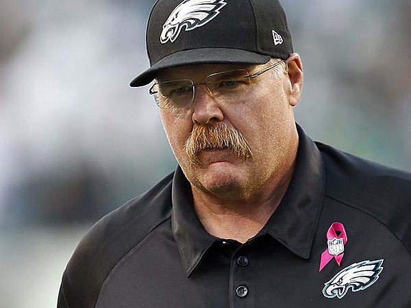 Former Philadelphia Eagles coach Andy Reid hired by Kansas City…