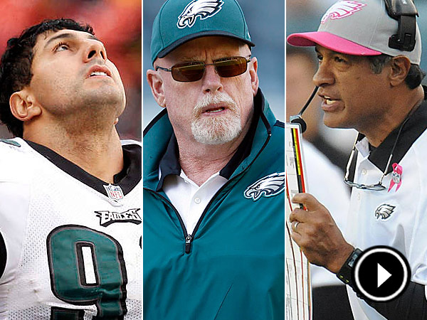 Who is Next to Go for the Eagles?