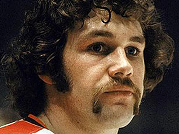 Flyers legend Dave Schultz. (AP file photo)