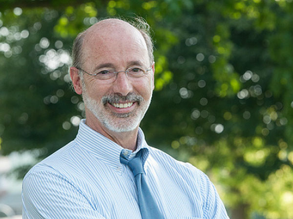 Tom Wolf, of York County, is seeking the Democratic nomination for Pennsylvania governor. (Photo from wolfforpa.com)
