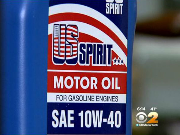 Nj Bans 19 Brands Of Motor Oil Due To Misleading Labels