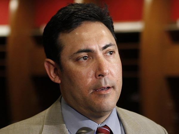Philadelphia Phillies general manager Ruben Amaro Jr. (Matt Rourke/AP)