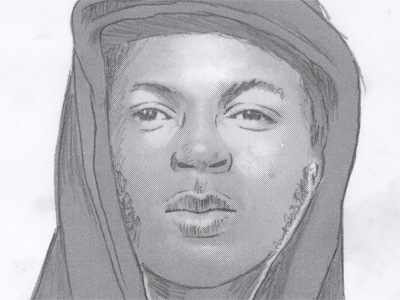 Police have reissued a sketch of a man wanted for aggravated assault. The man is believed to be responsible for multiple attacks in Kensington.