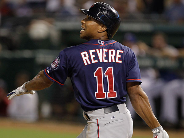 Minnesota Twins outfielder Ben Revere. (LM Otero/AP)
