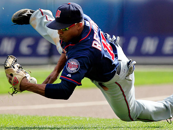 Minnesota Twins outfielder Ben Revere. (Carlos Osorio/AP file photo)