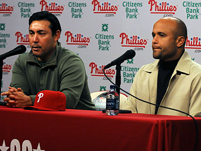 The Phillies are looking to make more offseason moves after acquiring Placido Polanco. (Sarah J. Glover/Staff Photographer)