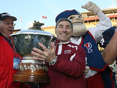 For the third time in four years, Penn is the outright Ivy League champion. (Photo courtesy University of Pennsylvania)