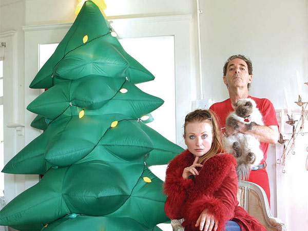 "Husband and wife Harry Shearer and Judith Owen bring their annual ""Holiday Sing-Along"" to World Cafe Live on Sunday night at 8. There may also be a famous guest or two."