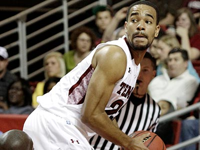 Aaron Brown will transfer from Temple. (Elizabeth Robertson/Staff Photographer)