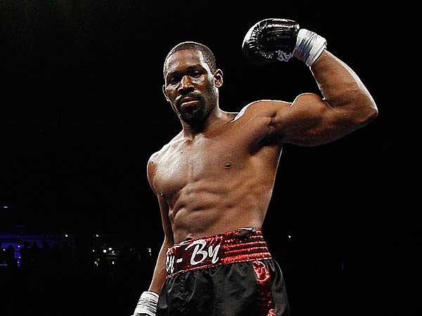 Philadelphia heavyweight boxer Bryant Jennings. (Tim Larsen/AP file)