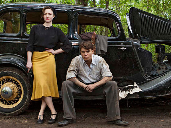 "Holliday Grainger and Emile Hirsch star in ""Bonnie & Clyde,"" a two-part mini-series Sunday and Monday nights on Lifetime, History and A&E."