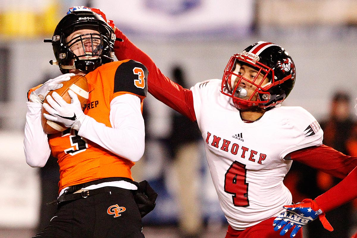 Imhotep Falls To Erie Cathedral Prep In State Football Final Philly