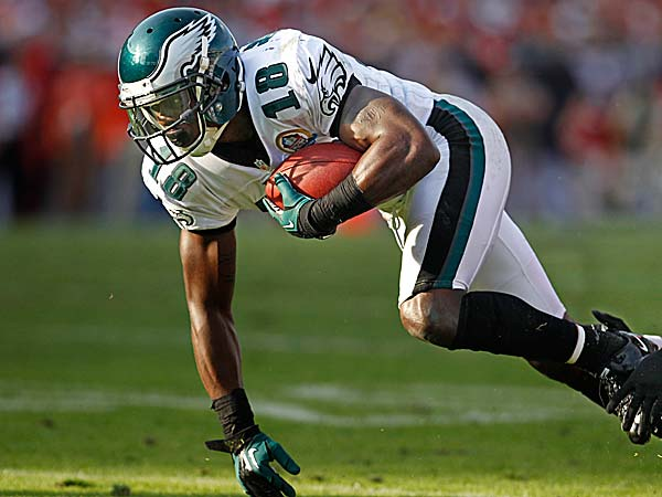 Eagles wide receiver Jeremy Maclin. (Ron Cortes/Staff Photographer)