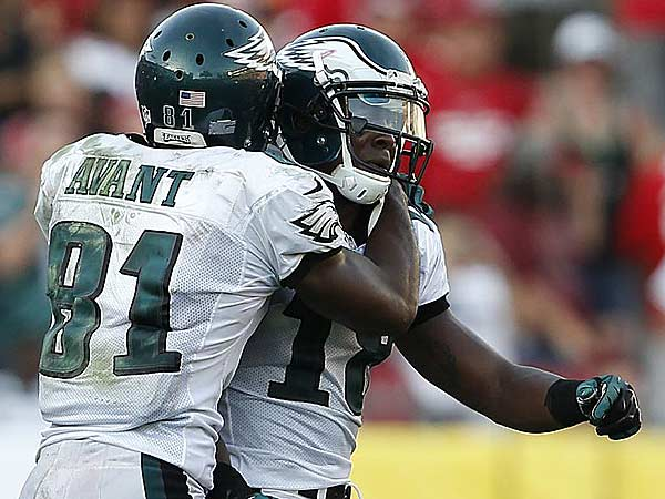 Upon Further Review: Jeremy Maclin, Jason Avant lend Nick Foles…