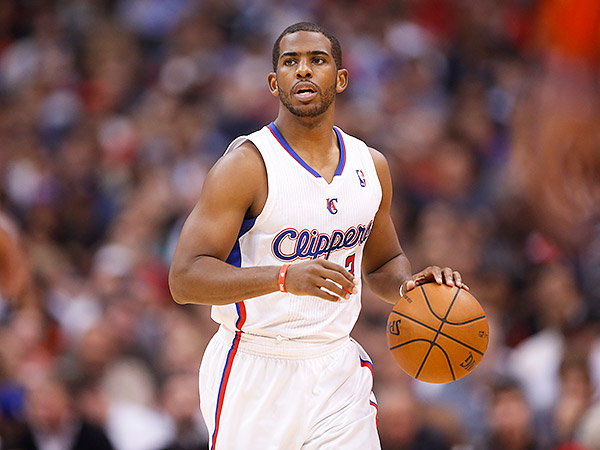 Clippers guard Chris Paul. (Danny Moloshok/AP file photo)