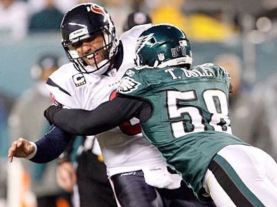 The Eagles have covered 3 of their last 4 games against the spread. (Ron Cortes/Staff Photographer)