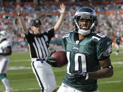"""My mindset is great,"" Eagles wide receiver DeSean Jackson said. (David Maialetti/Staff Photographer)"