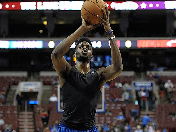 The 76ers´ Nerlens Noel. (Michael Perez/AP)