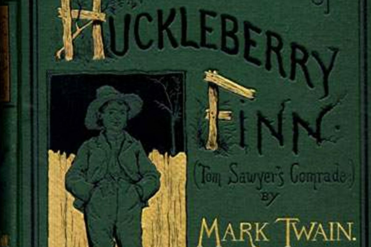 schools continue to grapple huckleberry finn
