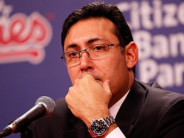 Phillies general manager Ruben Amaro Jr. (Yong Kim/Staff file photo)