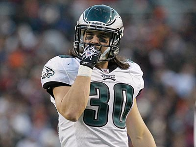 Colt Anderson earned his spot on the Eagles´ 53-man roster (AP Photo/Nam Y. Huh).