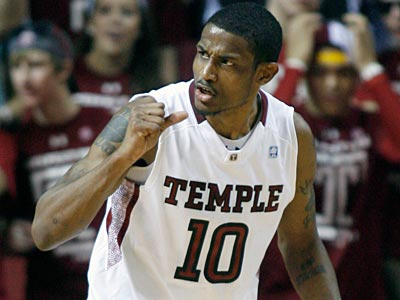 Former Temple guard Ramone Moore. (H. Rumph Jr./AP file photo)