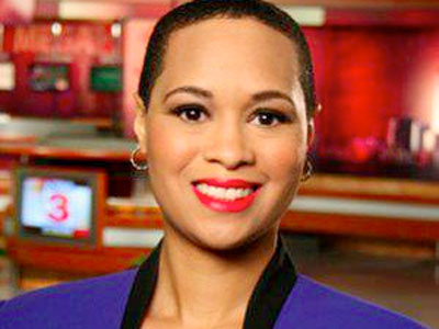 Rhonda Lee was fired after responding to a viewer´s remarks.