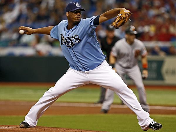 Roberto Hernandez. (Mike Carlson/AP file photo)