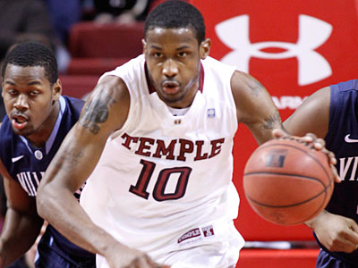 Temple and Villanova could face an 18-team Big East tournament. (H. Rumph Jr/AP file photo)