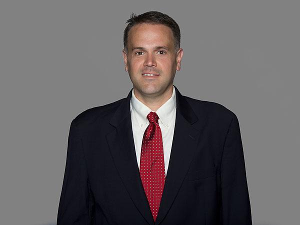 Matt Rhule. (AP file photo)