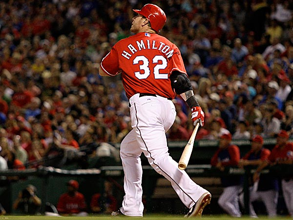The aftershocks of Josh Hamilton becoming an Angel will rattle throughout baseball, and Philadelphia is included. (Tony Gutierrez/AP file photo)