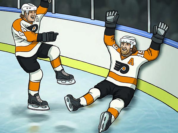 """Hartnelldown,"" by Kyle Hartnell and Scott Hartnell"