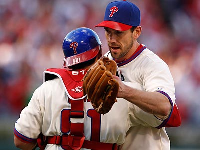 The Phillies announced late Monday night that they had signed Cliff Lee. (Ron Cortes/Staff file photo)