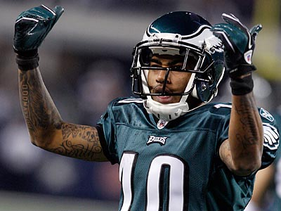 Eagles DeSean Jackson caught 4 balls for 210 receiving yards in Sunday´s 30-27 win over the Cowboys. (Ron Cortes/ Staff Photographer)