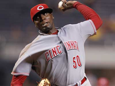 Dontrelle Willis has signed a 1-year deal with the Phillies. (AP Photo/Gene J. Puskar)