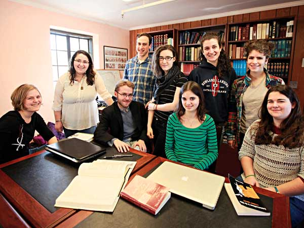 Swarthmore Jewish students break with Hillel policies ...