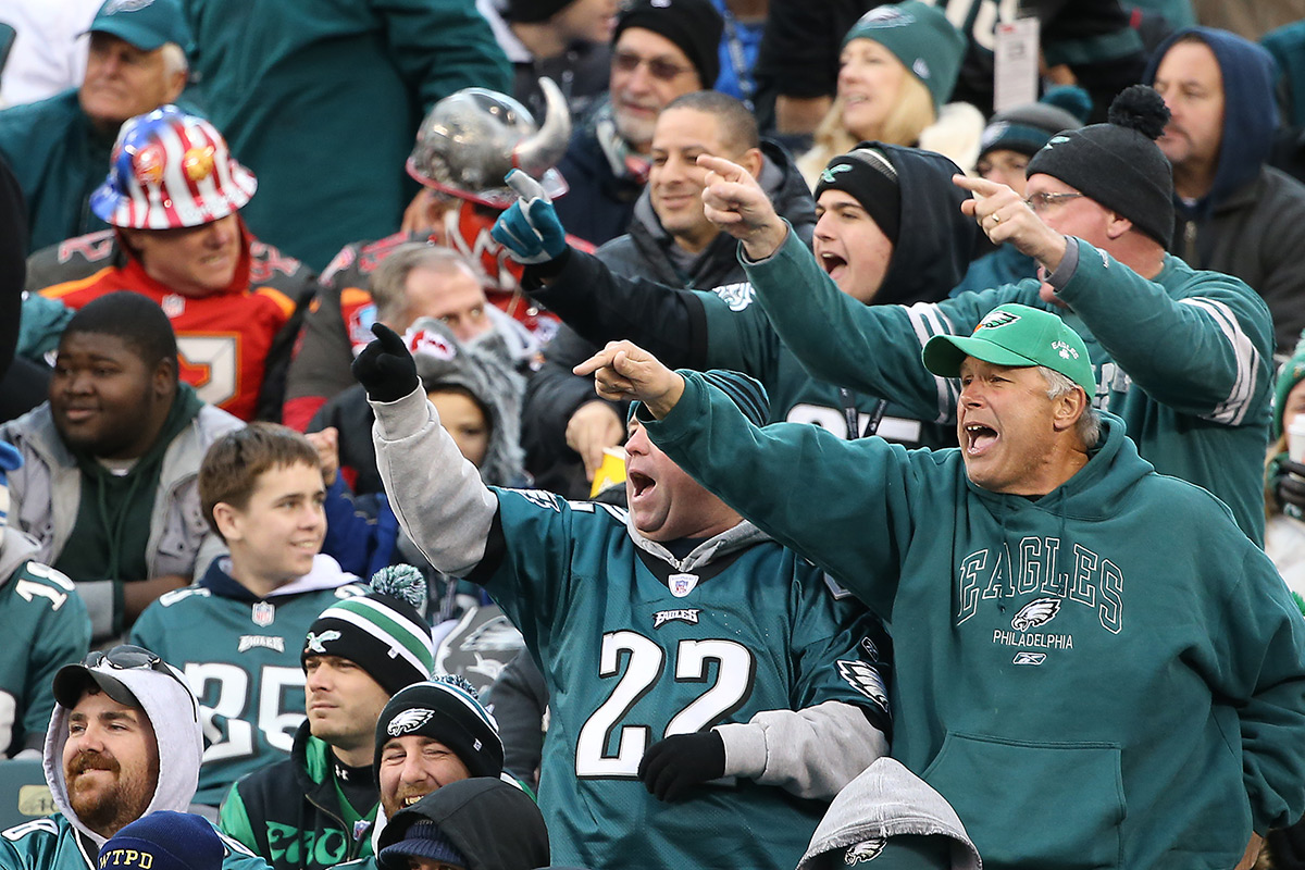 Philadelphia fans set fire, damage property after Super Bowl win