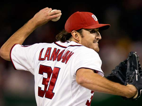 John Lannan signed a one year deal. (AP Photo/Manuel Balce Ceneta)