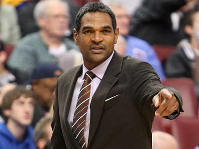 Maurice Cheeks thanked the city of Philadelphia this morning, speaking for the first time since being fired as Sixers´ head coach. (File photo)
