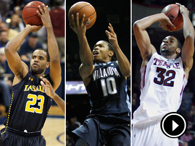 It´s a big week ahead for local college hoops teams. (AP Photos)