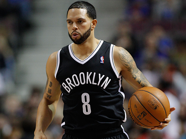 Nets point guard Deron Williams. (AP Photo)