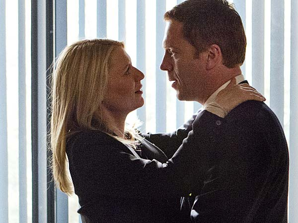 Claire Danes as Carrie Mathison and Damian Lewis as Nicholas Brody in Homeland. (Photo:  Kent Smith/SHOWTIME)