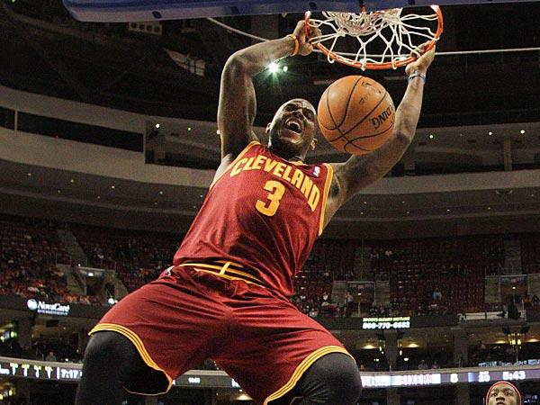 Cleveland Cavaliers SG Dion Waiters  (Steven M. Falk / Staff Photographer).