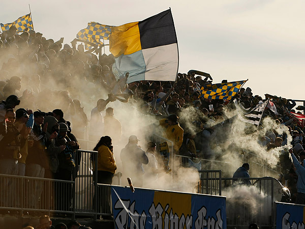 The Union´s home opener will be played on the first weekend of the MLS season for the first time in team history. (File photo)