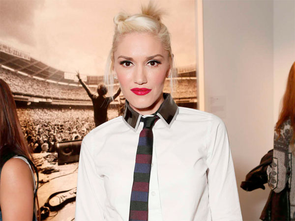 Singer Gwen Stefani may replace Christina Aguilera on NBC´s ´The Voice.´