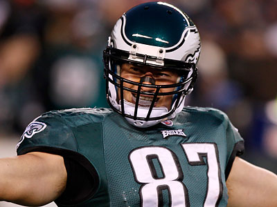 """I´m excited to show what I can do,"" Brent Celek said on his offseason. (Yong Kim/Staff Photographer)"