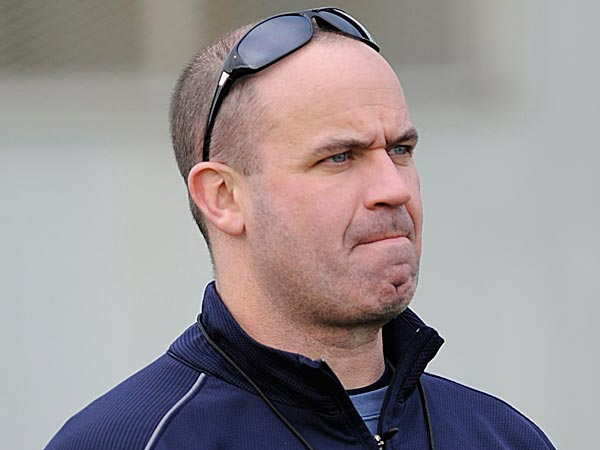 Penn State head football coach Bill O´Brien. (Bradley C  Bower/AP)