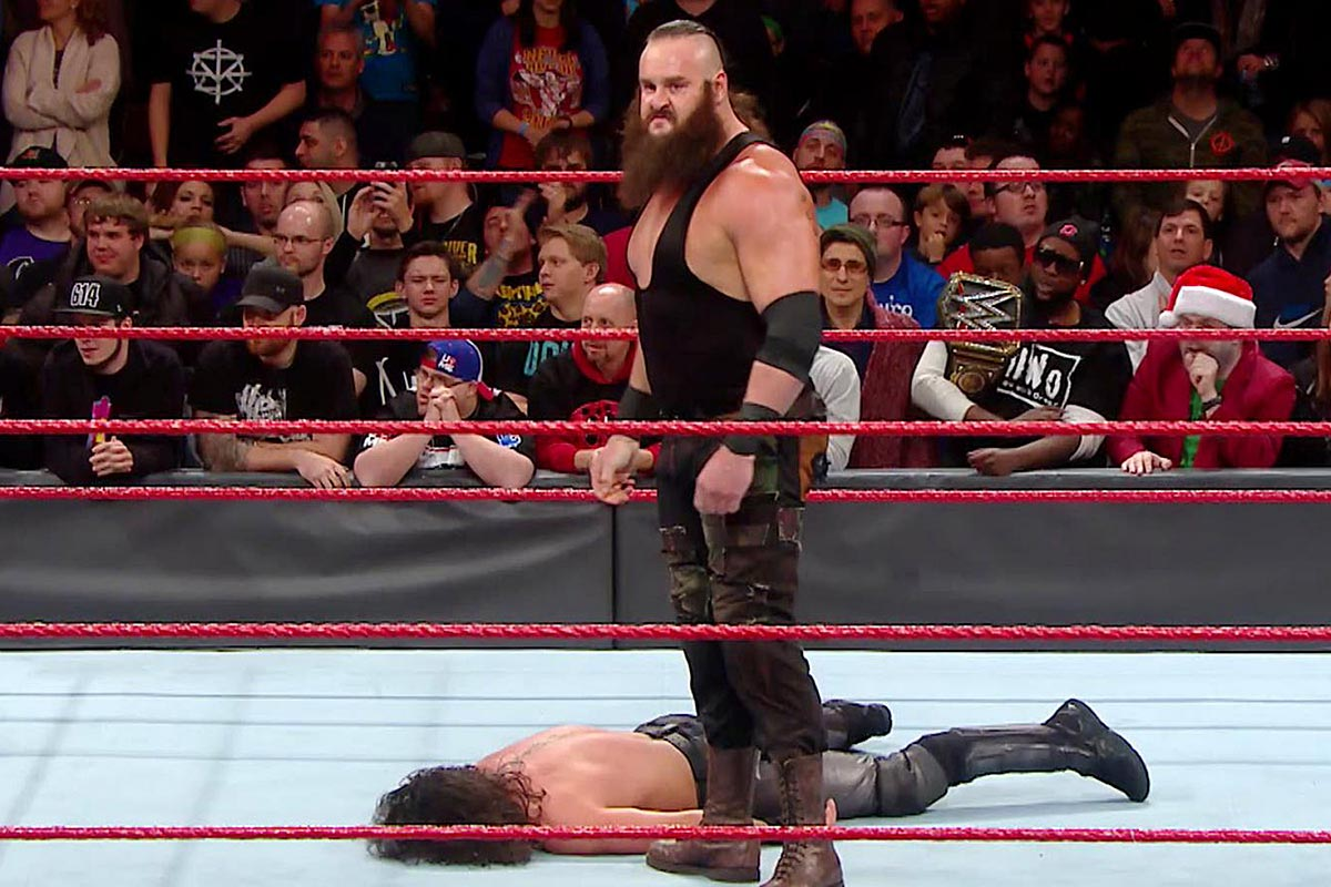 Wwe monday night raw results and observations 12 19 16 - Monday night raw images ...