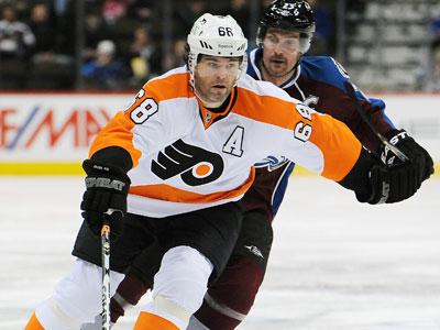 Jaromir Jagr has not taken an NHL shootout attempt in more than three seasons. (Chris Schneider/AP)