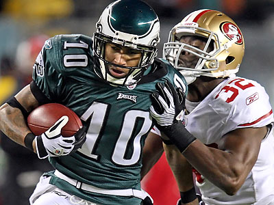 DeSean Jackson might have to wait to get a contract extension. (Steven M. Falk/Staff file photo)